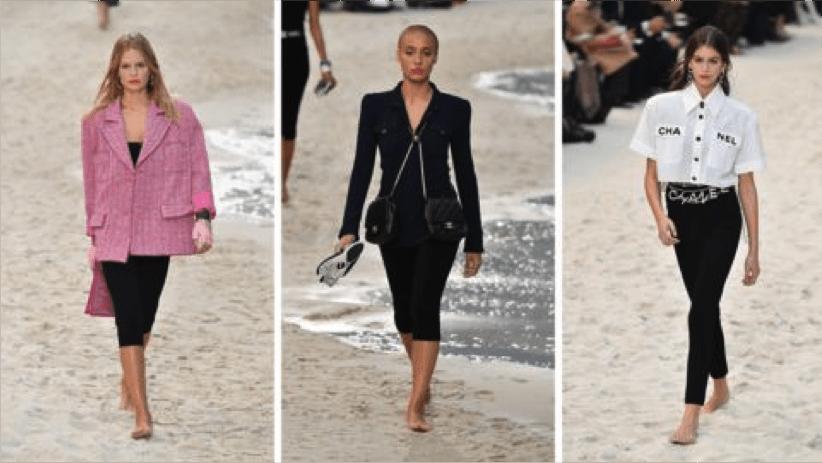 Les tendances mode de la saison printemps,été 2019 , ESR .