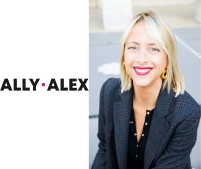 Alexia de la société Ally Alex