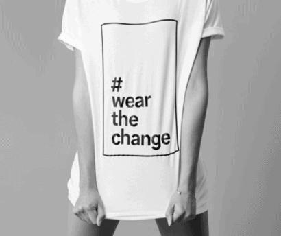 Wear the change - Mode éthique