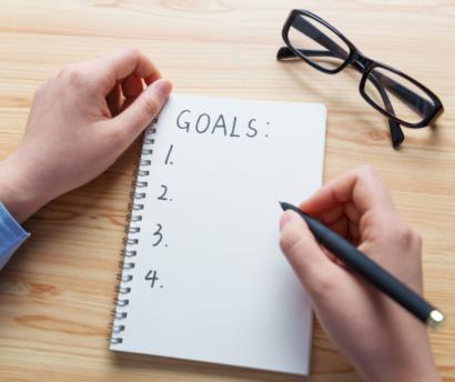 Définir ses objectifs